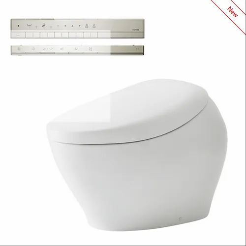 Toto Toilet Neorest NX II - View Specifications & Details of
