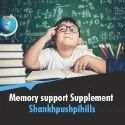 Ayurvedic Supplement for Memory & Concentration - Shankhpushpi 700 Capsule Value Pack