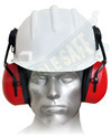 Karam Safety Helmet Attachable Ear Muff