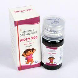 Azithromycin 200 mg Syrup