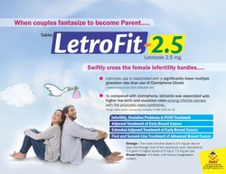 Letrozole 2.5 mg Tablets