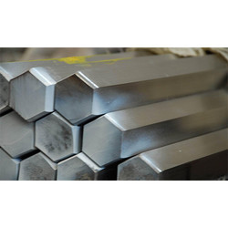 Stainless Steel 409 Hexagonal Bars
