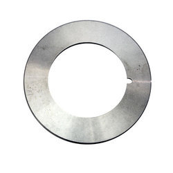 Silver Circular Slitter Steel Cutting Blade, For Industrial