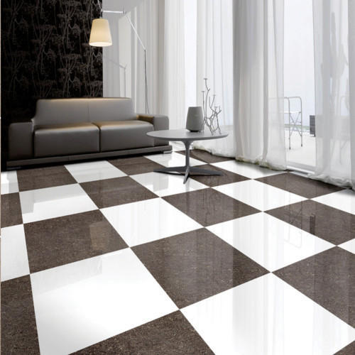 Ceramic Floor Tile, Thickness: 5-10 Mm, Rs 45 /square Feet