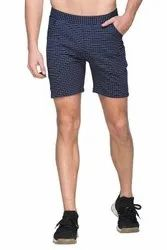 Mens Cotton Lycra Shorts