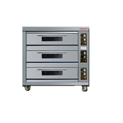Stainless Steel Infra Red Electrical Baking Oven