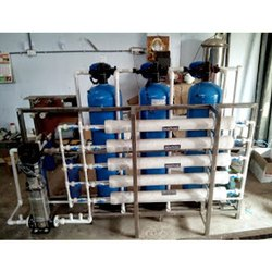 Industrial  Automatic RO Plant