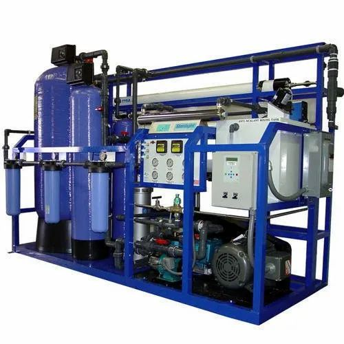 Water Treatment Plant, Capacity: 1000-2000 Lph
