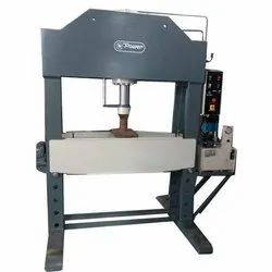 Industrial H-Frame Hydraulic Press