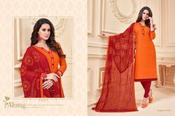 Unstitch Stylish Salwar Kameez