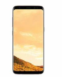 Samsung Galaxy Smart Phone 64 Gb, Maple Gold, S8
