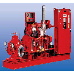 HSC Fire Pumps & Packaged Systems (FM/UL)