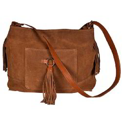 Rever Ladies Leather Sling Bag 63dec9cc409ab