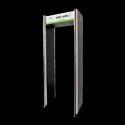 Walk Through Metal Detector ZK-D1065S 6 Zones Standard
