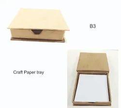 Crafts Paper Tray B3