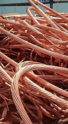 Copper Scrap Wires