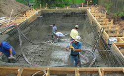 Pool Under Construction Services