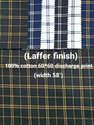Cotton Twill Discharge Print Shirting Fabrics