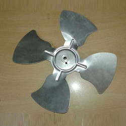 Aluminum Fan Blade With Ring