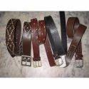Ladies Leather Belt