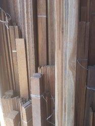Wooden Patti