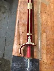 Golden Bhawani Sword