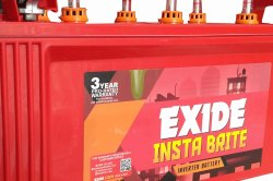 EXIDE INDUSTRIES 150Ah