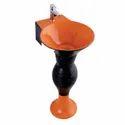 Arroz Ceramic Designer Pedestal Basin