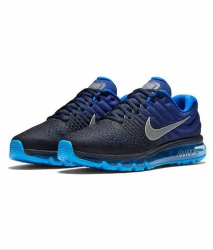 the best attitude 4f3b1 03ebb Nike Airmax 2017 Men''s Running Shoes Blue Imported Size Uk (7 10)