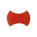 Shristi Concrete Cement Red Apple Shape Paver Block, Thickness: 80 Mm