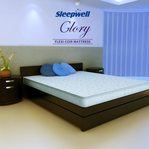 Sleepwell Glory Memory Foam And Coir Mattress At Rs