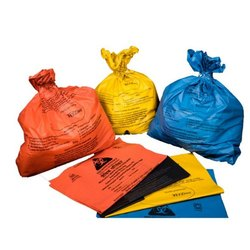 Bio Medical Waste Collection Bags