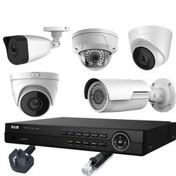 BPL CCTV CAMERA SECURITY SYSTEM, for Indoor Use