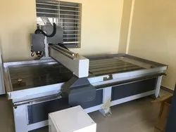 Mild Steel CNC Router, Spindle Power: 1 kW