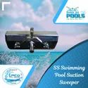 SS Swimming Pool Suction Sweeper