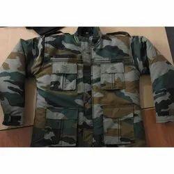 Full Sleeve Reversible Jacket, Size: M, L, Xl