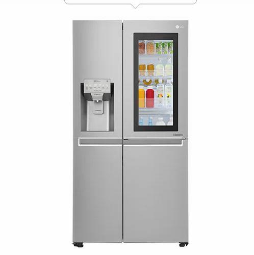 GC X247CSAV 668 Liters Instaview Door In Door Refrigerator