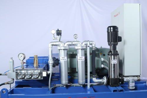 Diesel Driven Hydro Test Pump
