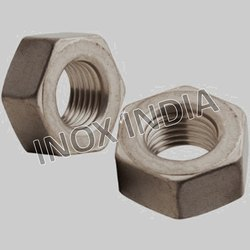 SS 304 Heavy Hex Nuts