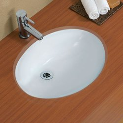 FLS-WHT-040 Table Top Wash Basin