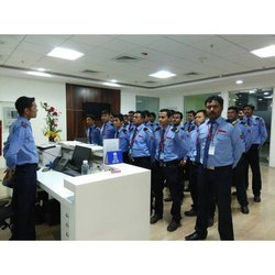Armed Corporate Office Security Guard Service