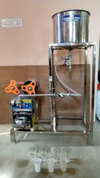 Juice Filling & Sealing Machine