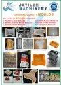 Road Paver Molds