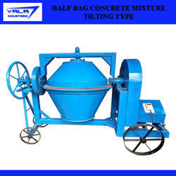 Half Bag Concrete Mixture