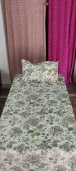 Anokhi Printed Single Bed Sheets