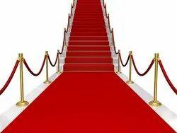 Velvet Plain Handloom Carpet & Rugs, Size: 11 feet, Packaging Size: Rolls