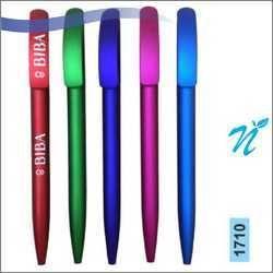 Plastic Twisty Metallic Coloured Pen