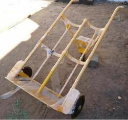 Double Gas Cylinder Trolley