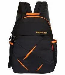 Fantosy Flyking Black And Tan Backpack
