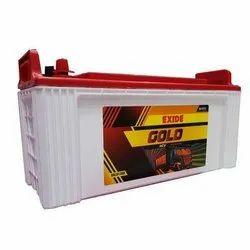 Lead Acid Exide 180 Ah Gold Battery, Model Name/Number: FEG0-GOLD180R